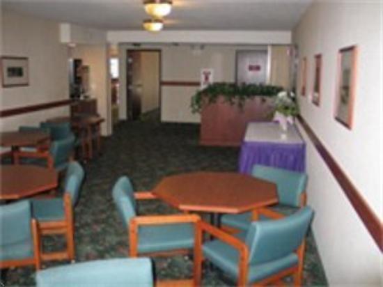 Hospitality Inn: HOTEL LOBBY