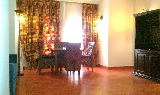 Porto Sokhna Resort & Spa: part of the suite