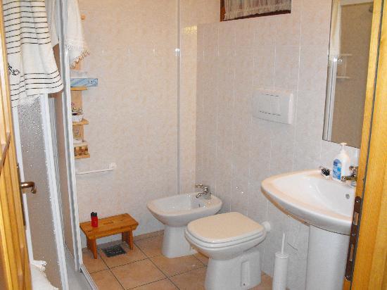 B&B La Vigna: bagno