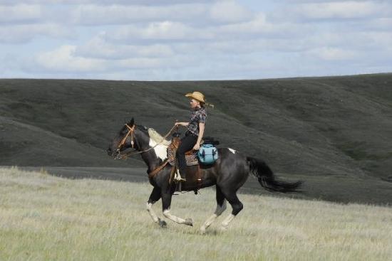 La Reata Ranch: Westernmäßig unterwegs