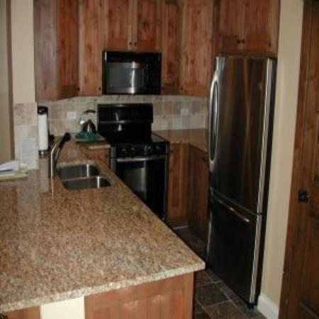 Resort Plaza : Kitchen