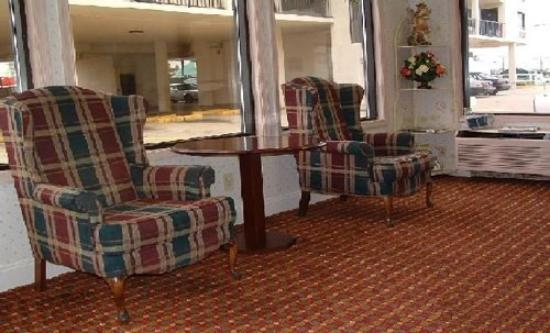 Sundial Inn Motel and Efficiency: Interior