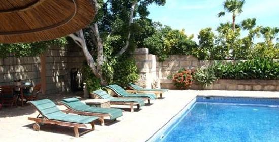 La Estancia : piscine