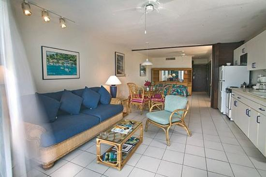 Sapphire Beach Resort: Guest Room
