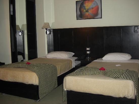 Swiss Inn Hotel Cairo: bedroom