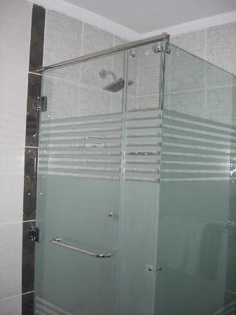 Swiss Inn Hotel Cairo: shower