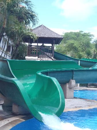 Sanur Paradise Plaza Suites: プール2