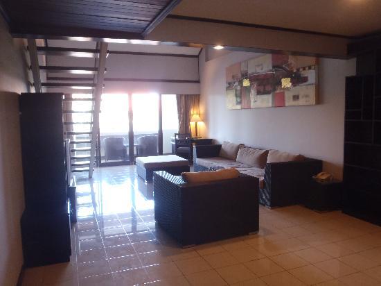 Sanur Paradise Plaza Suites: 部屋1