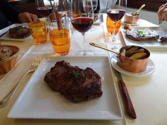 Klassische Franzosische Kuche A M Restaurant Paris