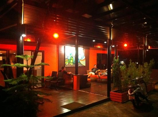Maleedee Bay Resort: nice reception