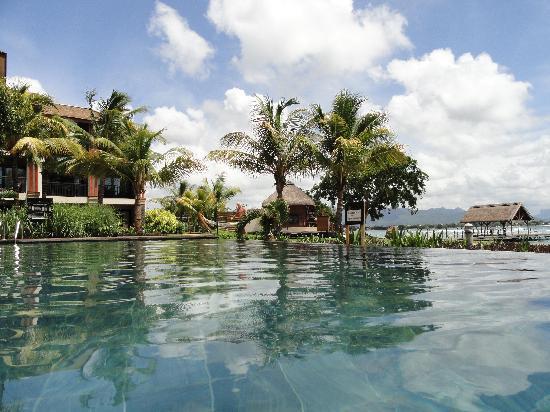 InterContinental Mauritius Resort Balaclava Fort: LA PETITE PISCINE