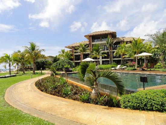 InterContinental Mauritius Resort Balaclava Fort: UNE PARTIE DE LHOTEL