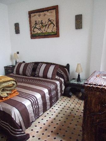 Riad Bab Essaouira : bed room