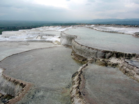 Piscinas termales picture of pamukkale thermal pools for Piscinas termales