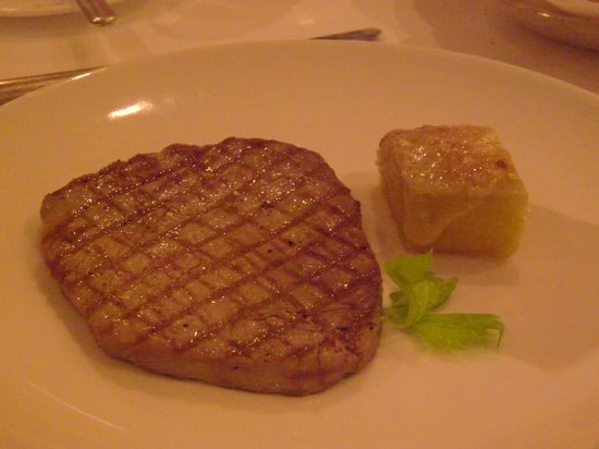 Restaurant Quarre: Tuna steak