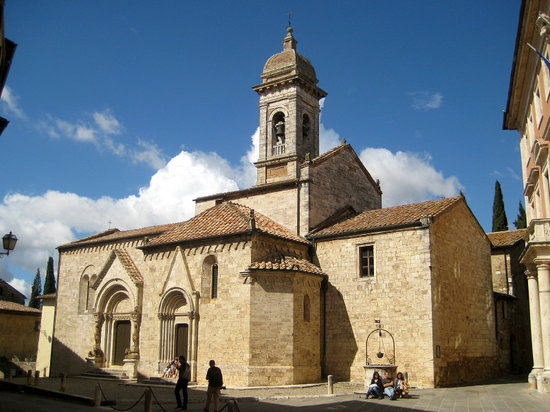 La Collegiata di San Quirico
