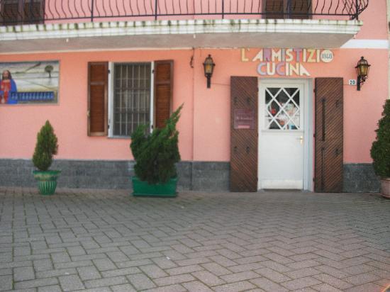 Ristorante L'Armistizio 1848: ristorante L'Armistizio