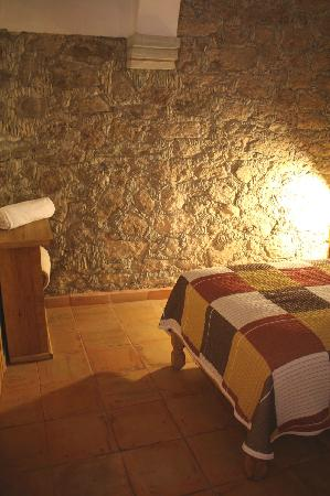 Meson Cuevano : Single Room