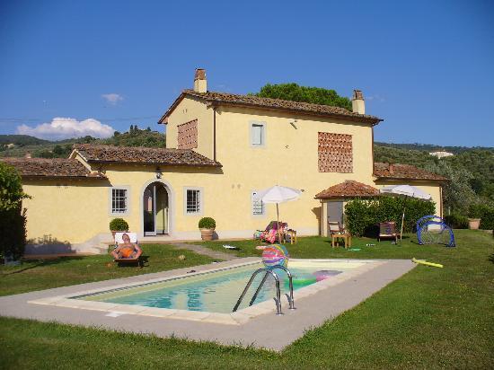 Agriturismo Borgo Casorelle: Villa IL Fienile