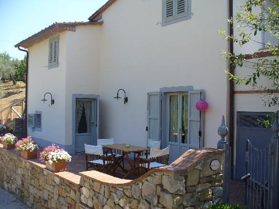 Agriturismo Borgo Casorelle: La Tinaia