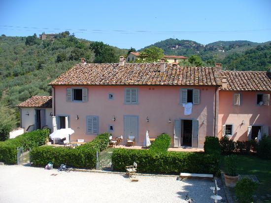 Agriturismo Borgo Casorelle: die Appartements