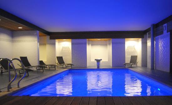 Hotel villa select de panne belgi foto 39 s reviews en prijsvergelijking tripadvisor - Fotos van zwembaden ...