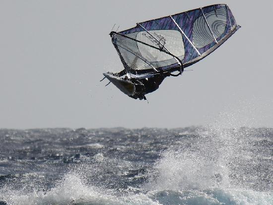 Villa Las Dunas: El Medano Wind Surfing