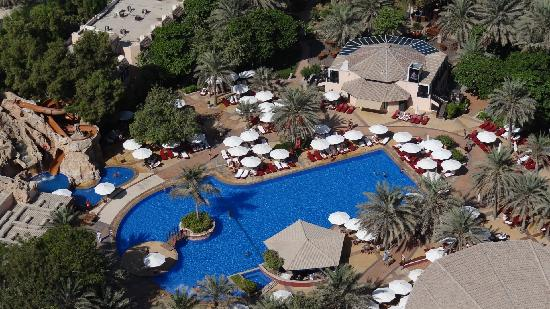Hauptpool   picture of habtoor grand resort, autograph collection ...