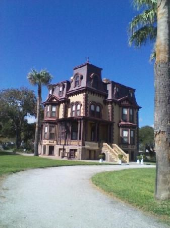 Rockport, TX: The Fulton Mansion
