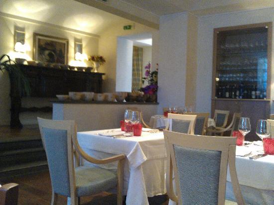 Ristorante San Lorenzo: la sala