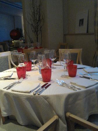 Ristorante San Lorenzo: una bella tavola natalizia