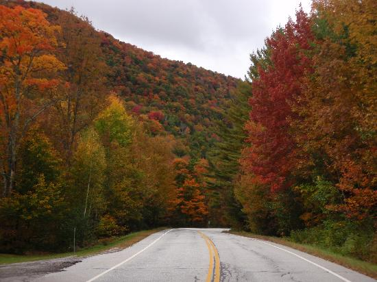 Granville Gulf State Reservation: Fall in the Granville Gulf
