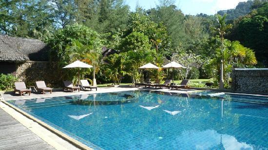 Khaolak Paradise Resort: Pool