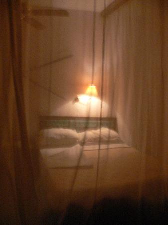 Tarangire Sopa Lodge : interno stanza