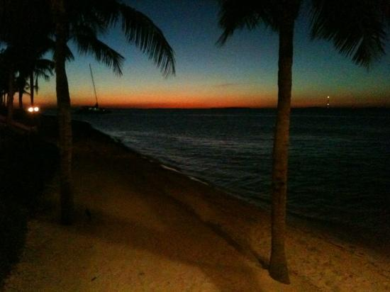 Sunset Key Cottages: tramonto