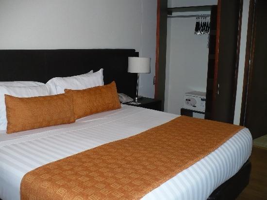 Estelar Apartamentos Medellin: bedroom