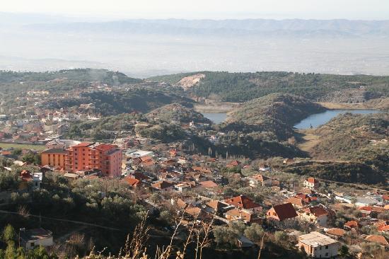Kruje, ألبانيا: Aussicht
