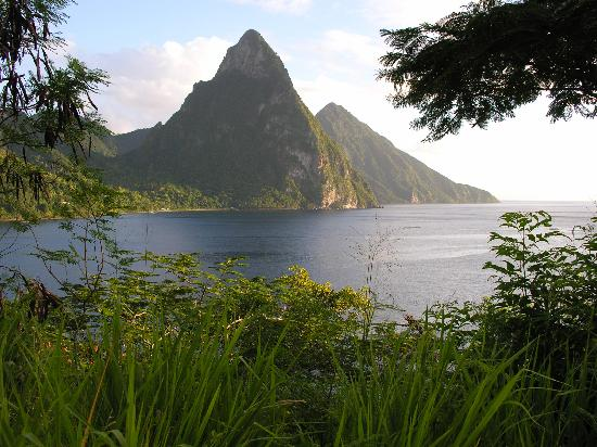 St. Lucia: Pitons