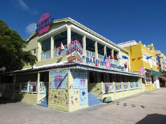 Barefoot Restaurant St Maarten