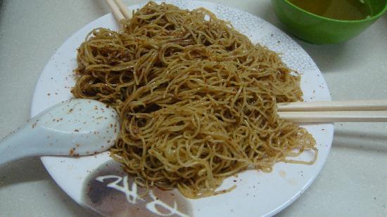 Mak's Noodle (Mak Un Kee): noodles in prawn powder