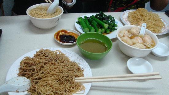 Mak's Noodle (Mak Un Kee): dinner