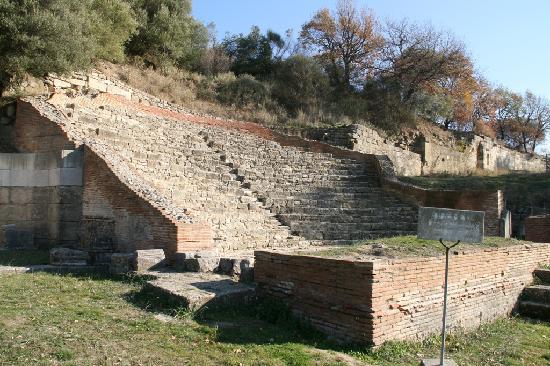 Apollonia: Ausgrabung