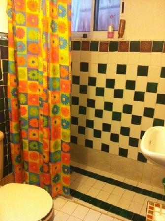 Casa Maya Holbox: doccia