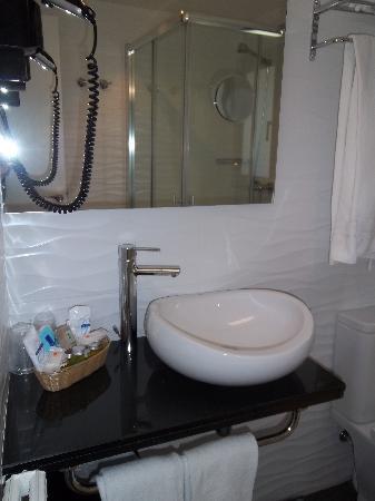 Hotel Del Pui : baño