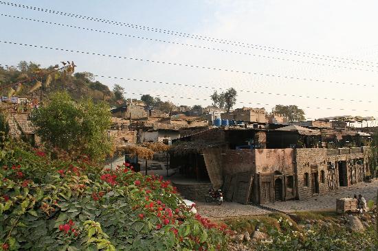 Saidpur Village: View of the village