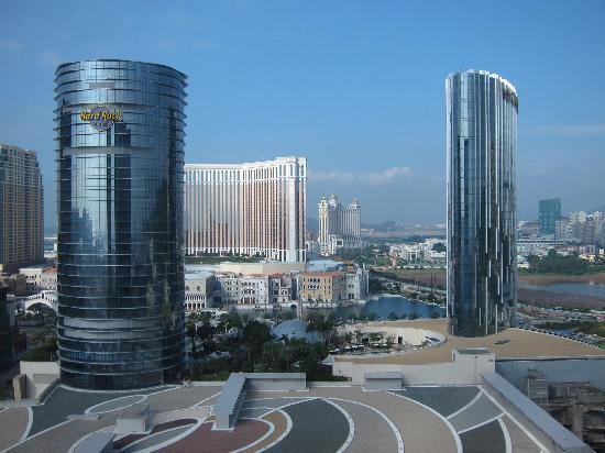 Grand Hyatt Macau: View towards city