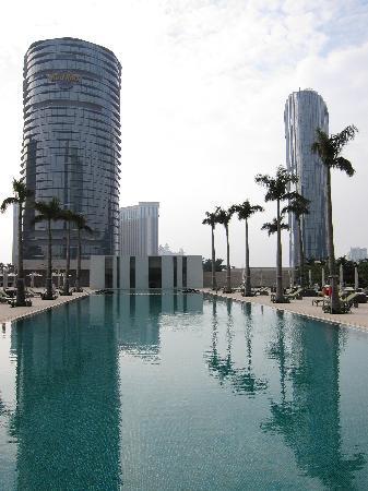 جراند هياة ماكاو: Pool