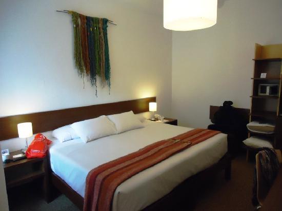 Tierra Viva Cusco Saphi: Our room