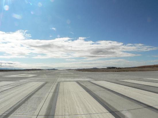 Sierra County, NM: Runaway Runway