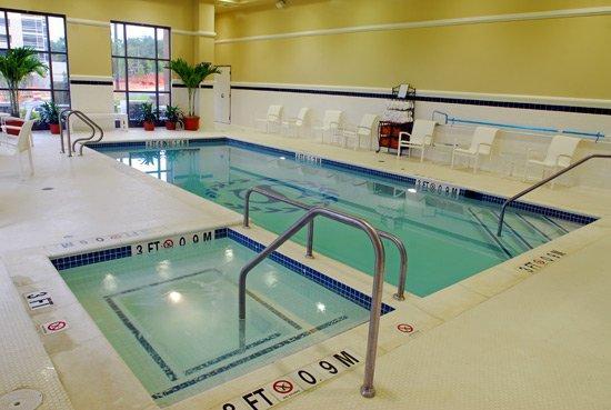 Pool Picture Of Sheraton Baltimore Washington Airport Bwi Linthicum Heights Tripadvisor